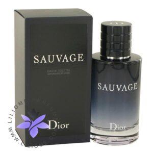 عطر ادکلن دیور ساواج-ساوج-ساواژ-Dior Sauvage