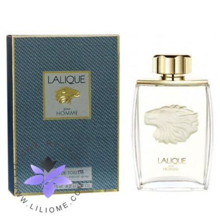 عطر ادکلن لالیک پور هوم -لالیک شیر-Lalique Pour Homme EDP
