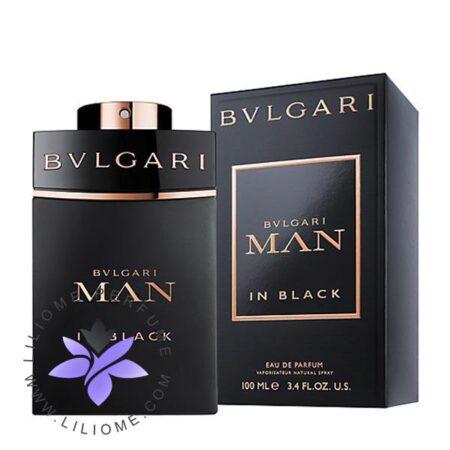 عطر بولگاری من این بلک (بلگاری من مشکی)-Bvlgari Man In Black