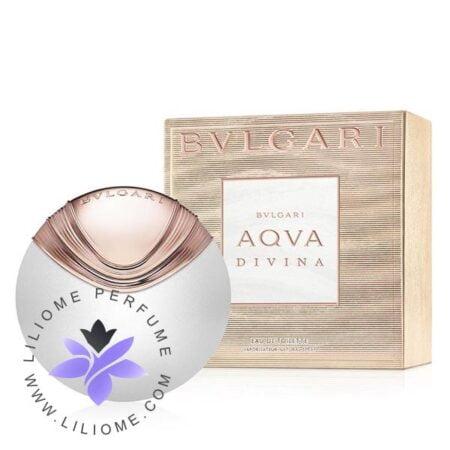 عطر بولگاری آکوا دیوینا-Bvlgari Aqva Divina