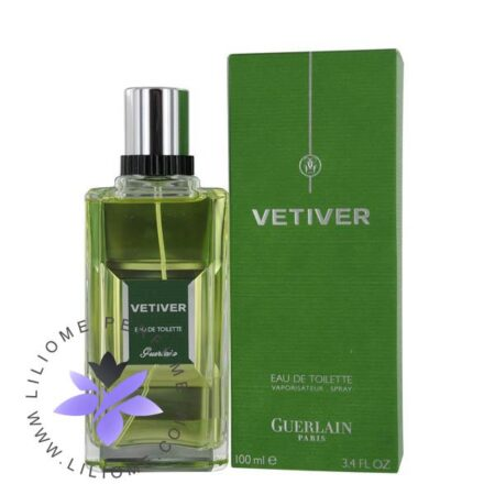 عطر ادکلن گرلن وتیور-Guerlain Vetiver
