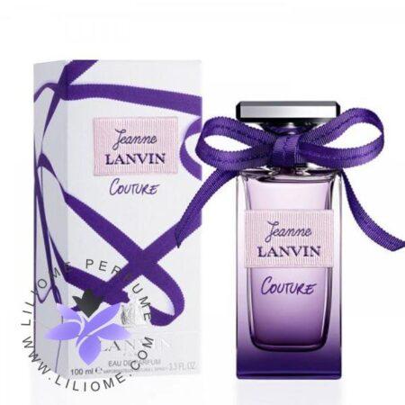 عطر ادکلن لانوین جین کوچر-Lanvin Jeanne Couture