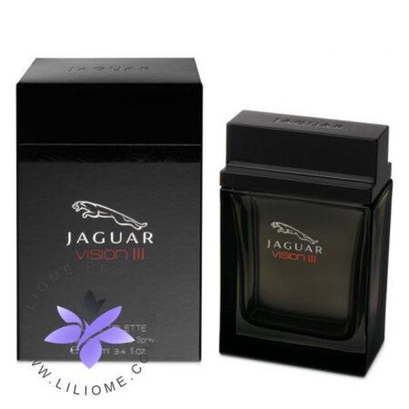 عطر ادکلن جگوار ویژن 3-Jaguar Vision III