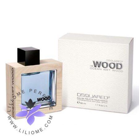 عطر ادکلن هی وود اوشن وت وود-سفید-He Wood Ocean Wet Wood