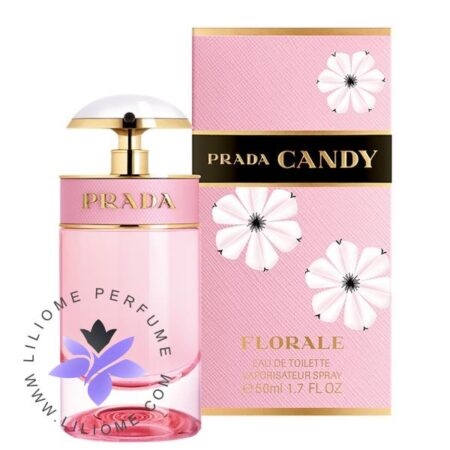 عطر ادکلن پرادا کندی فلورال-prada Candy Florale