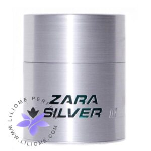 عطر ادکلن زارا سیلور-نقره ای-Zara Silver