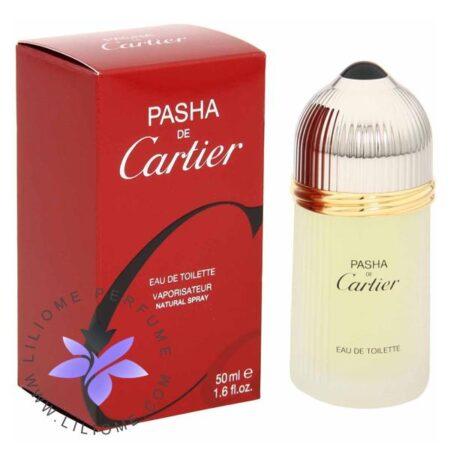 عطر ادکلن کارتیر پاشا مردانه-Cartier Pasha