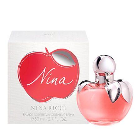 عطر ادکلن نیناریچی نینا سیب-Nina Ricci Nina
