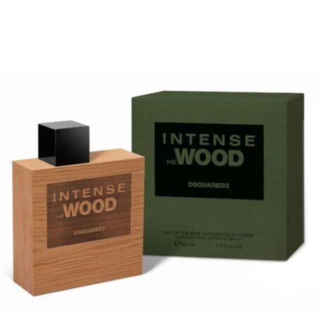 عطر ادکلن هی وود اینتنس-Intense He Wood