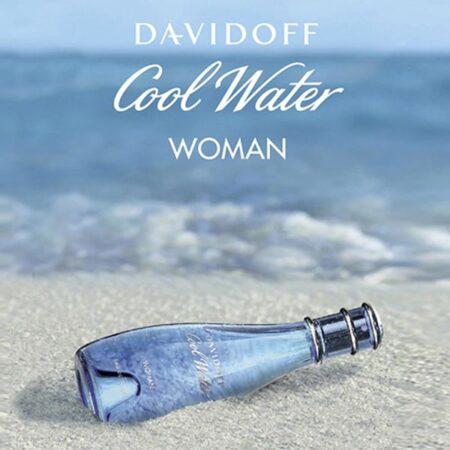عطر ادکلن دیویدوف کول واتر زنانه-Davidoff Cool Water