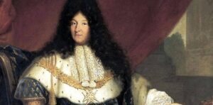 لويي چهاردهم پادشاه فرانسه