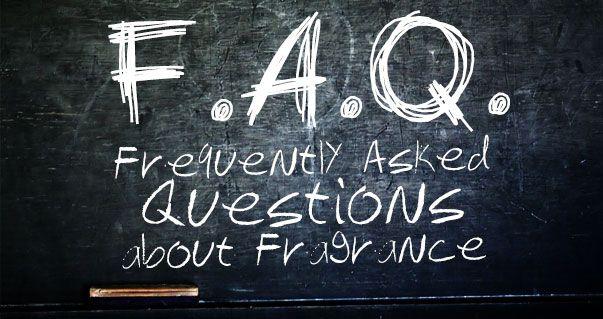 سوالات متداول در مورد استفاده از عطر و ادکلنها