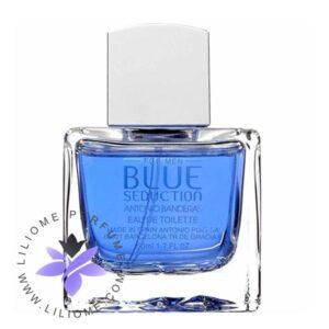 عطر ادکلن آنتونیو باندراس بلو سداکشن مردانه-Antonio Banderas Blue Seduction for men