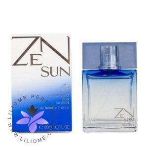 عطر ادکلن شیسیدو زن سان آبی مردانه-Shiseido Zen Sun for men
