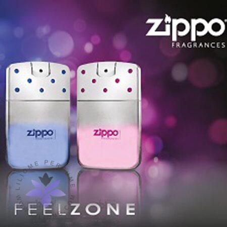 عطر ادکلن زيپو فیلزون زنانه-Zippo feelzone