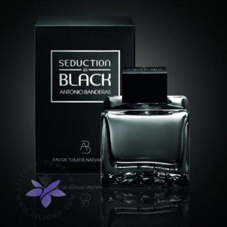 عطر ادکلن آنتونیو باندراس سداکشن این بلک-Antonio Banderas Seduction in Black