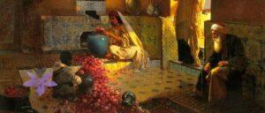 قدیمی ترین عطر و ادکلن دنیا با قدمت 4000 سال!!!