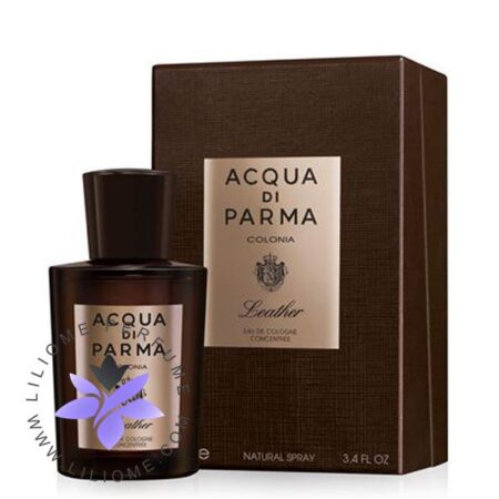 عطر ادکلن آکوا دی پارما کلونیا لدر-Acqua di Parma Colonia Leather