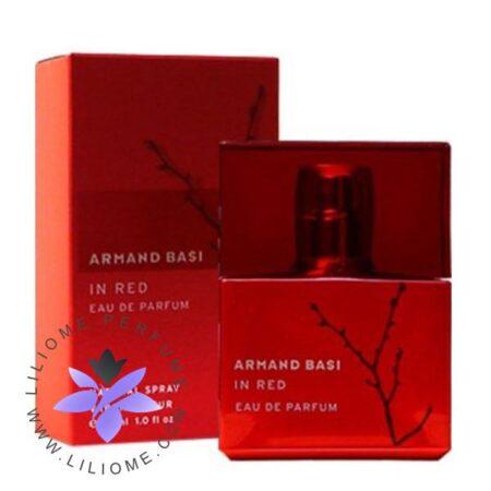 عطر ادکلن آرماند باسی این رد-Armand Basi In Red EDP