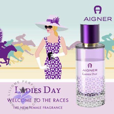 عطر ادکلن آگنر لیدیز دی-aigner Ladies Day