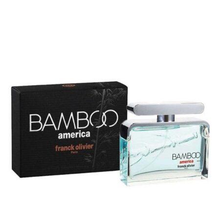 عطر ادکلن فرانک الیور بامبو آمریکا-Franck Olivier Bamboo America