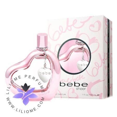 عطر ادکلن ببه شیر-Bebe Sheer