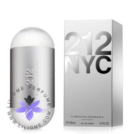 عطر ادکلن کارولینا هررا 212 زنانه-Carolina Herrera 212 women