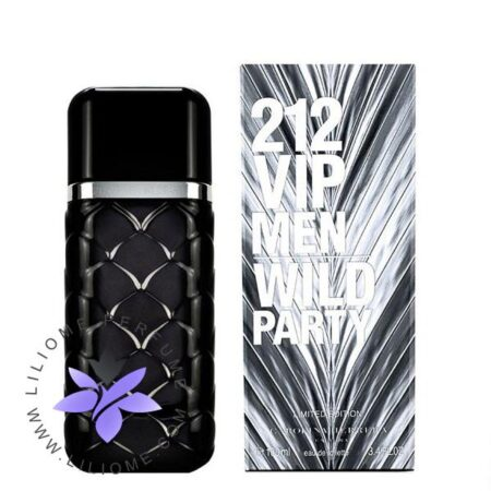 عطر ادکلن ۲۱۲ وی آی پی مردانه-Carolina Herrera 212 VIP Men 200 ml