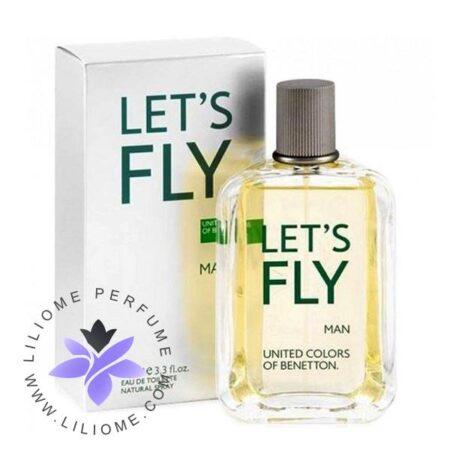عطر ادکلن بنتون لتس فلای-Benetton Let's Fly