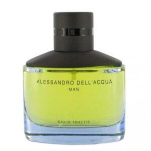 عطر ادکلن آلساندرو دل آکوا مردانه-Alessandro Dell Acqua Man