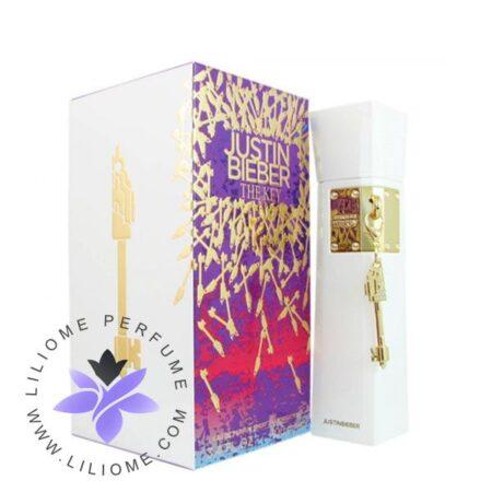 عطر ادکلن جاستین بیبر دِ کی-Justin Bieber The Key