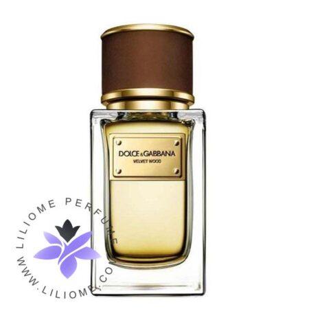 عطر ادکلن دلچه گابانا ولوت وود-Dolce Gabbana Velvet Wood