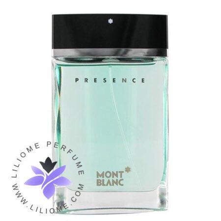 عطر ادکلن مون بلان پرسنس-Mont Blanc Presence