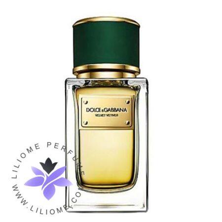 عطر ادکلن دلچه گابانا ولوت وتیور-Dolce Gabbana Velvet Vetiver