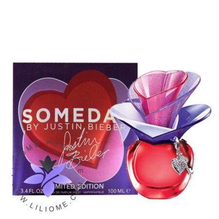 عطر ادکلن جاستین بیبر سامدی لیمیتد ادیشن-Justin Bieber Someday Limited Edition