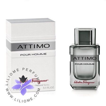 عطر ادکلن سالواتوره فراگامو اتیمو مردانه-Salvatore Ferragamo Attimo Pour Homme