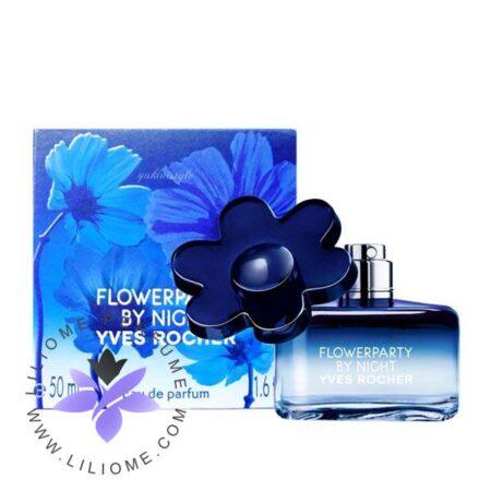 عطر ادکلن ایو روشه فلاور پارتی بای نایت-Yves Rocher Flowerparty by Night