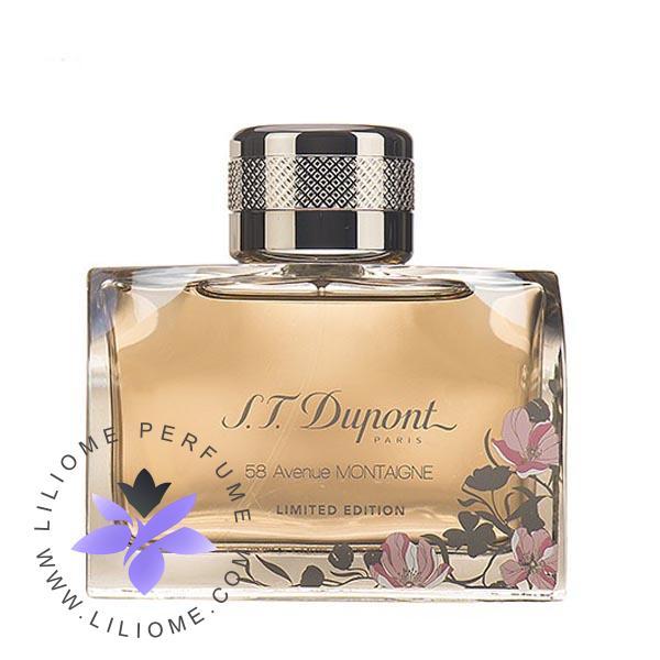 عطر ادکلن اس تی دوپونت 58 اونیو مونتین لیمیتد ادیشن زنانه-S.t Dupont 58 Avenue Montaigne Limited Edition