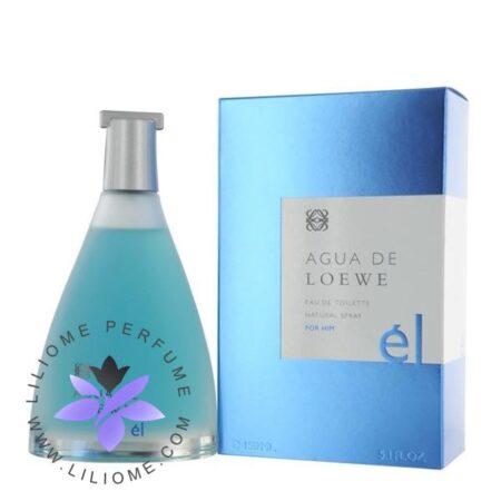 عطر ادکلن لوئو-لوئوه آگوا دی لوئوه ال-Loewe Agua de Loewe El