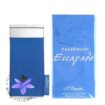 عطر ادکلن اس تی دوپونت پسنجر اسکاپاد مردانه-S.t Dupont Passenger Escapade for Men