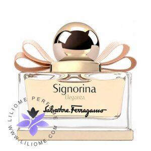 عطر ادکلن سالواتوره فراگامو سیگنورینا الگانزا-Salvatore Ferragamo Signorina Eleganza