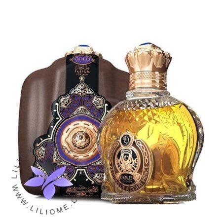 عطر ادکلن شیخ گلد ادیشن مردانه-Shaik Opulent Gold Edition for Men
