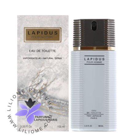 عطر ادکلن تد لاپیدوس لاپیدوس پور هوم-Ted Lapidus Lapidus Pour Homme