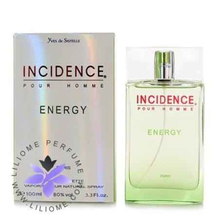 عطر ادکلن اینسیدنس انرژی-سبز-Yves De Sistelle Incidence Energy
