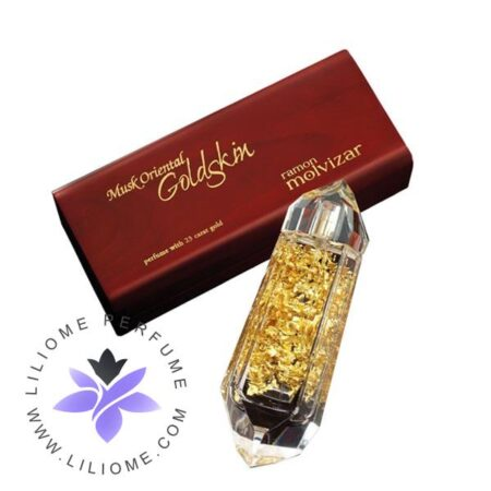 عطر ادکلن رامون مولویزار اورینتال گلد اسکین-Ramon Molvizar Oriental Goldskin