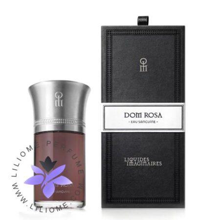 عطر ادکلن ليکوييدز ايمجينريز دام رزا-Liquides Imaginaires Dom Rosa