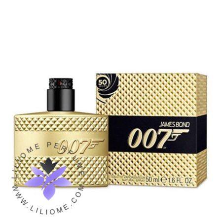 عطر ادکلن جیمز باند ۰۰۷ ادیشن گلد اون پروداکشنز-James Bond 007 Edition Gold Eon Productions