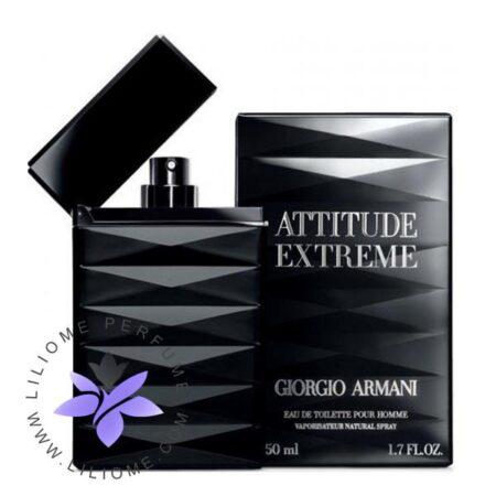 تستر عطر ادکلن جورجیو آرمانی اتیتود اکستریم-Giorgio Armani Attitude extreme