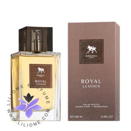 عطر ادکلن هورس بال رویال لدر-Horseball Royal Leather