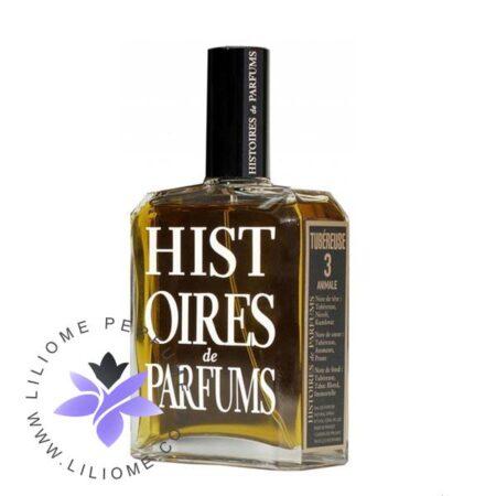 عطر ادکلن هیستوریز د پارفومز توبروس 3 انیمال-Histoires de Parfums Tubereuse 3 Animale